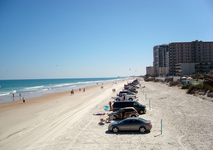 daytona beach. 2008.