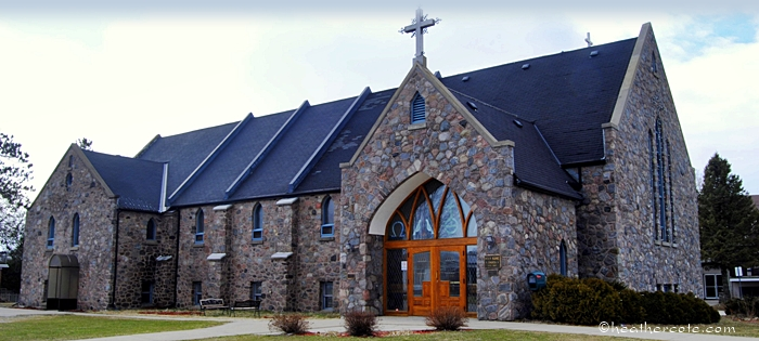 Holy Name church.2013