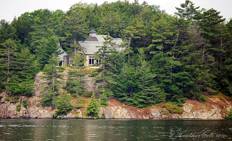 lake rosseau,house.2013